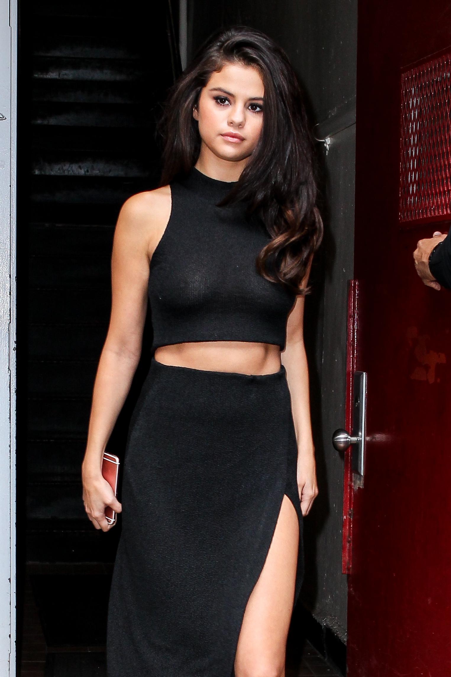 Selena Gomez Xray